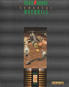 free download Comanche: Maximum Overkill