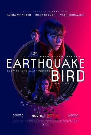 Earthquake Bird รอยปริศนาในลางร้าย