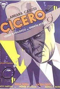 Primary photo for Cicero, the Spy in Ankara