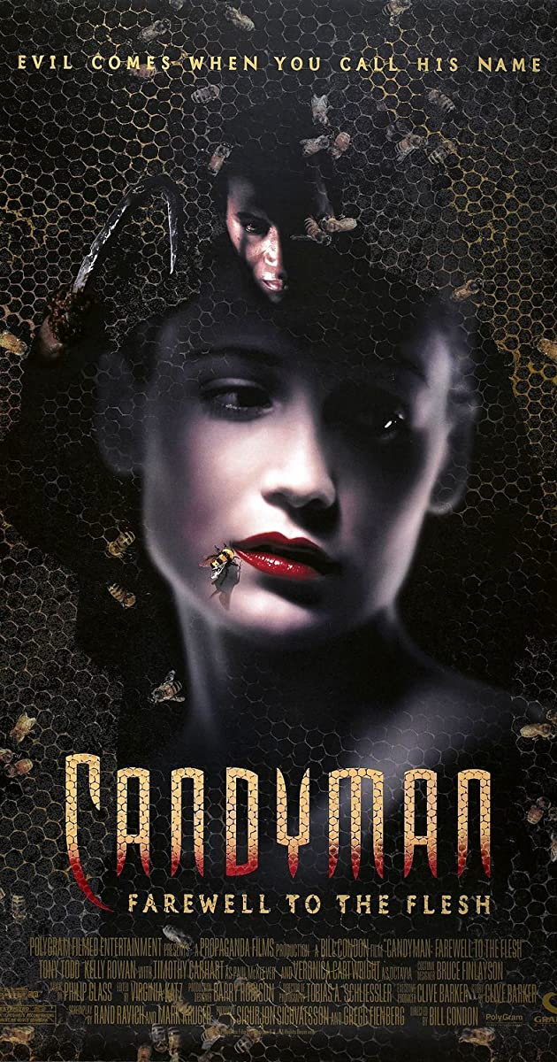 Subtitle of Candyman: Farewell to the Flesh