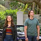 Joey King, Joel Courtney, Meganne Young, and Jacob Elordi in The Kissing Booth 3 (2021)