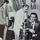 Luther Adler, Neville Brand, and Edmond O'Brien in D.O.A. (1949)