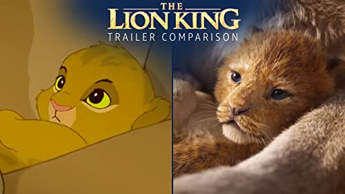 Shot for Shot: 'The Lion King' (2019) vs. 'The Lion King' (1994)