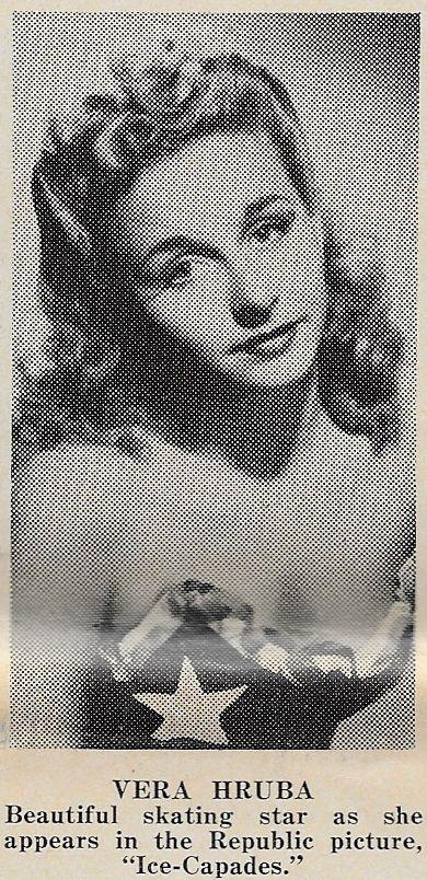 Vera Ralston in Ice-Capades (1941)