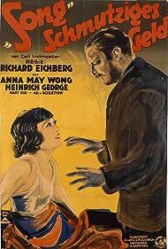 Heinrich George and Anna May Wong in Schmutziges Geld (1928)