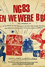NG83 When We Were B Boys Poster