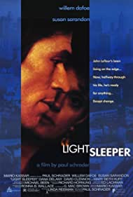 Susan Sarandon and Willem Dafoe in Light Sleeper (1992)
