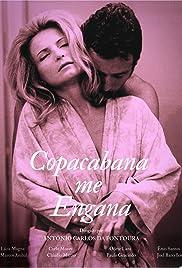 Copacabana Fools Me Poster