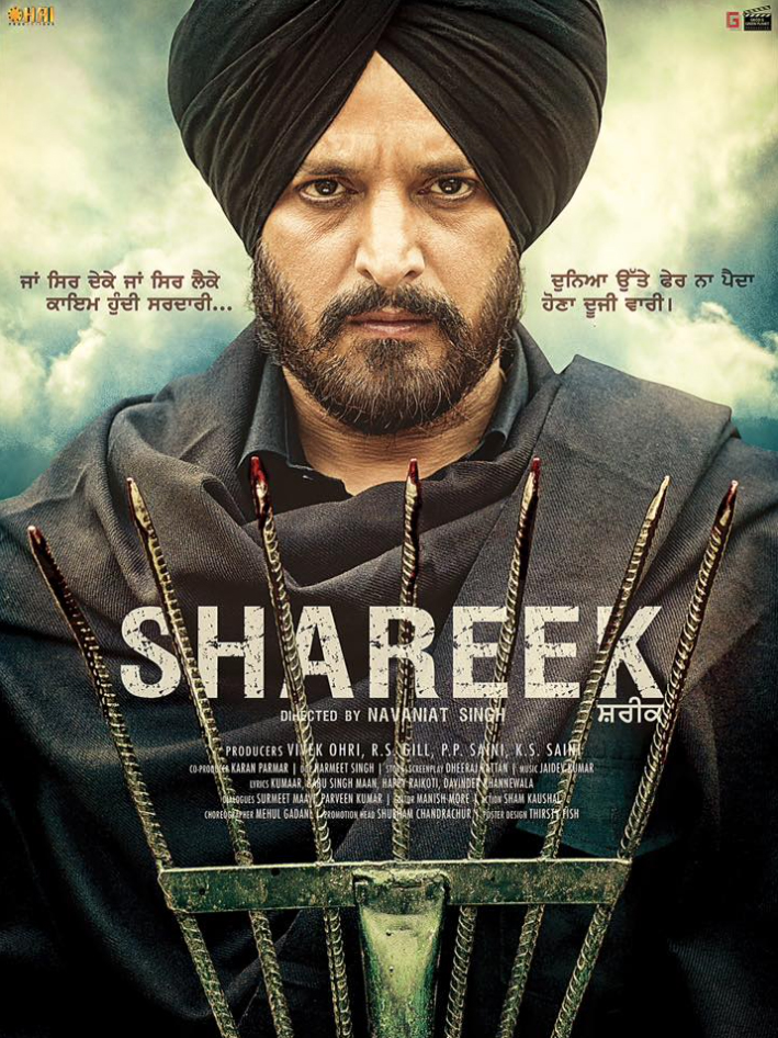 Shareek (2015) Punjabi Movie 480p JC HDRip x264 ESubs 450MB