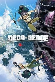 Katsuyuki Konishi and Tomori Kusunoki in Deca-Dence (2020)