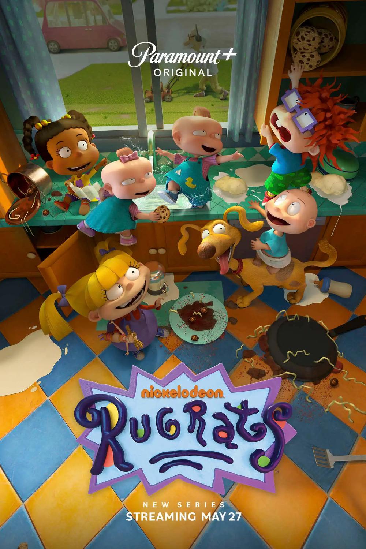 Assistir grátis Rugrats Online sem proteção
