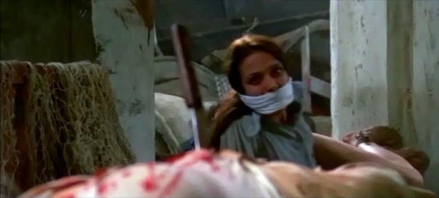 Cristina Galbó in L'assassino è costretto ad uccidere ancora (1975)