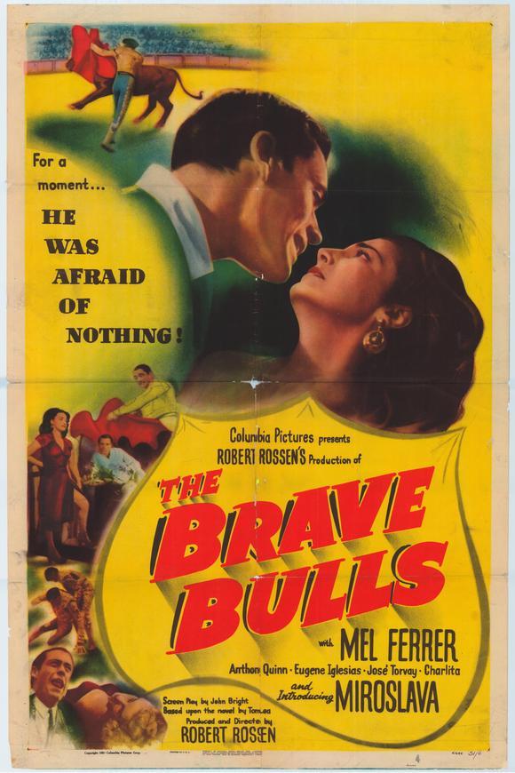 The Brave Bulls (1951)