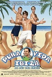 Pura vida Ibiza Poster