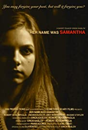 Her Name Was Samantha Poster