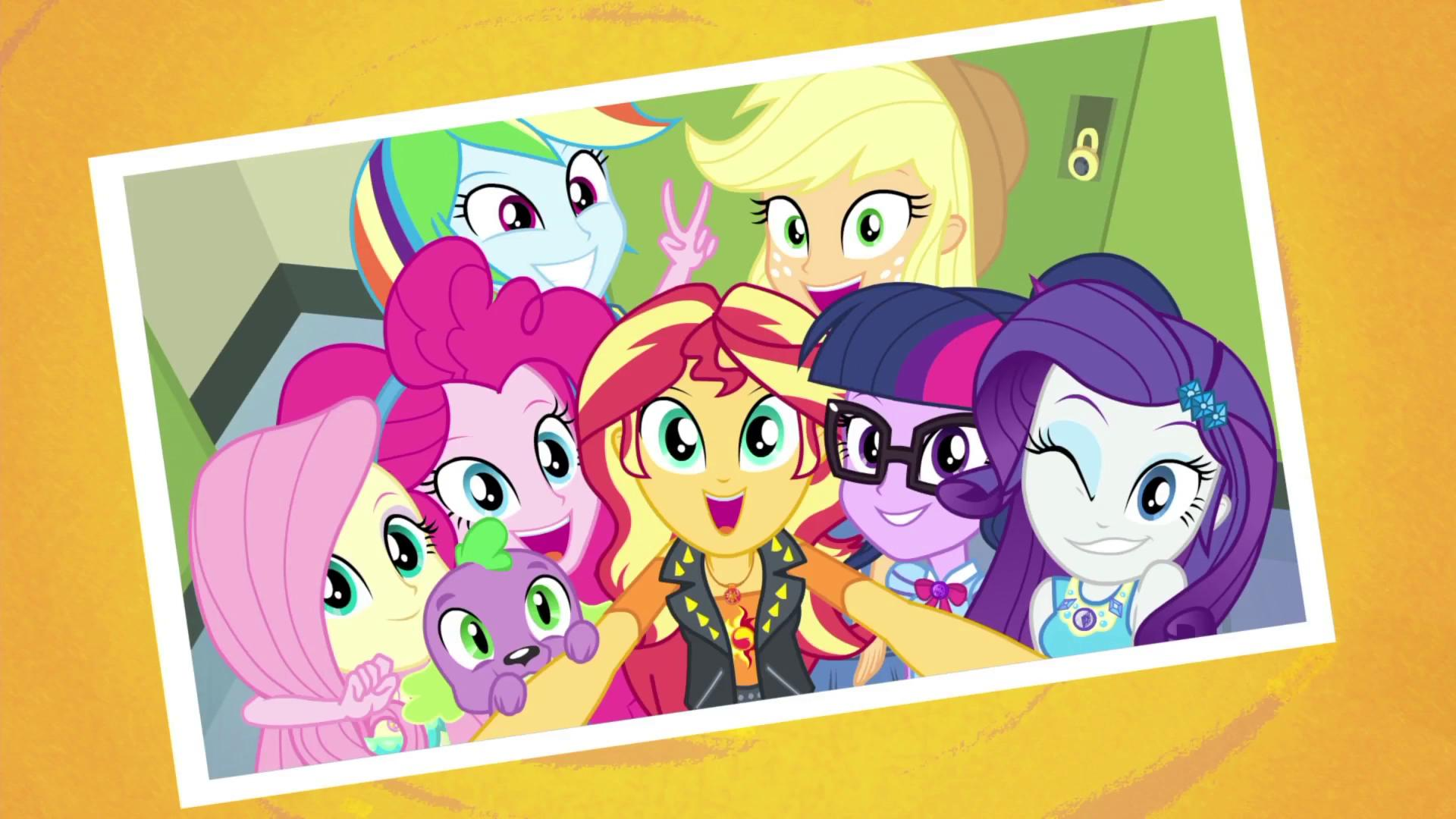 My Little Pony Equestria Girls: Forgotten Friendship (TV