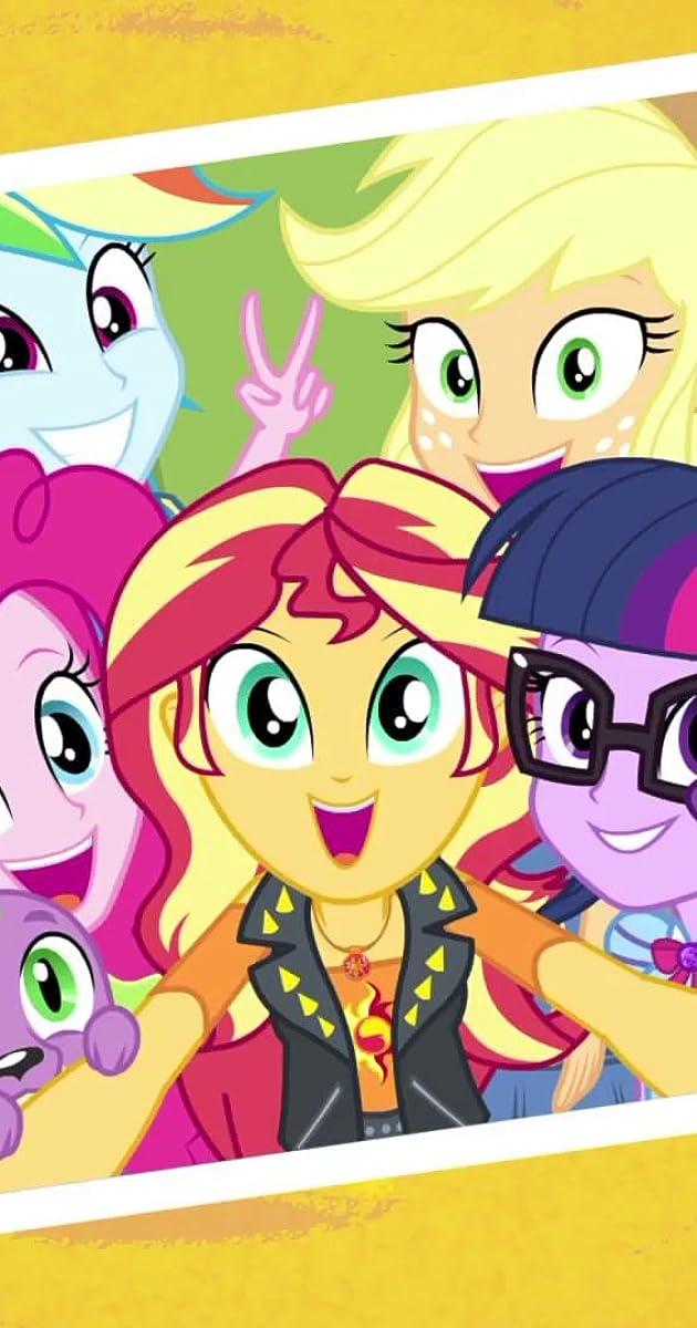 Những cô gái Equestria - My Little Pony Equestria Girls: Forgotten Friendship (2018)