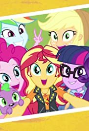 My Little Pony: Equestria Girls - Forgotten Friendship