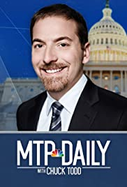 MTP Daily with Chuck Todd Poster