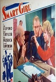 Smart Girl Poster