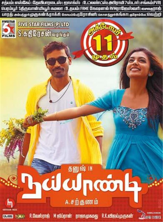 Naiyaandi (2013) Dual Audio Hindi 750MB UNCUT HDRip 720p HEVC x265 Download