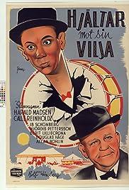 Calle og Palle Poster