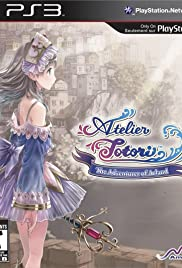 Atelier Totori: The Adventurer of Arland Poster