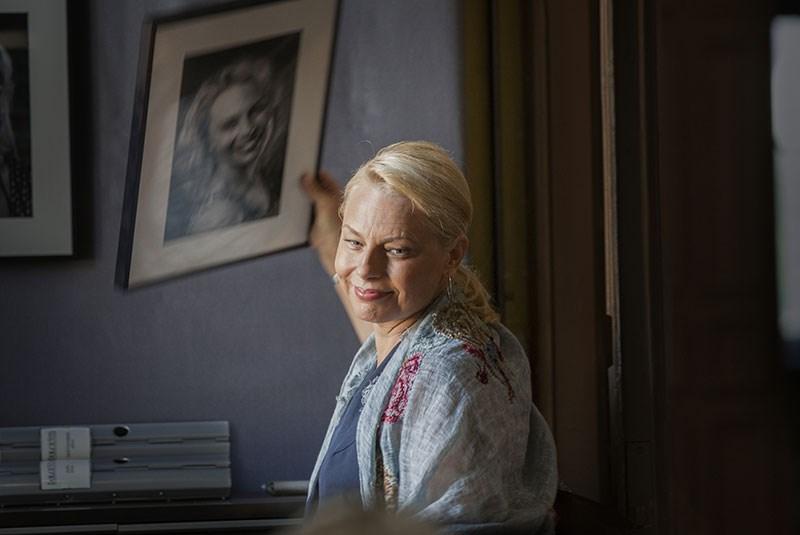 Helena Bergström in Medicinen (2014)