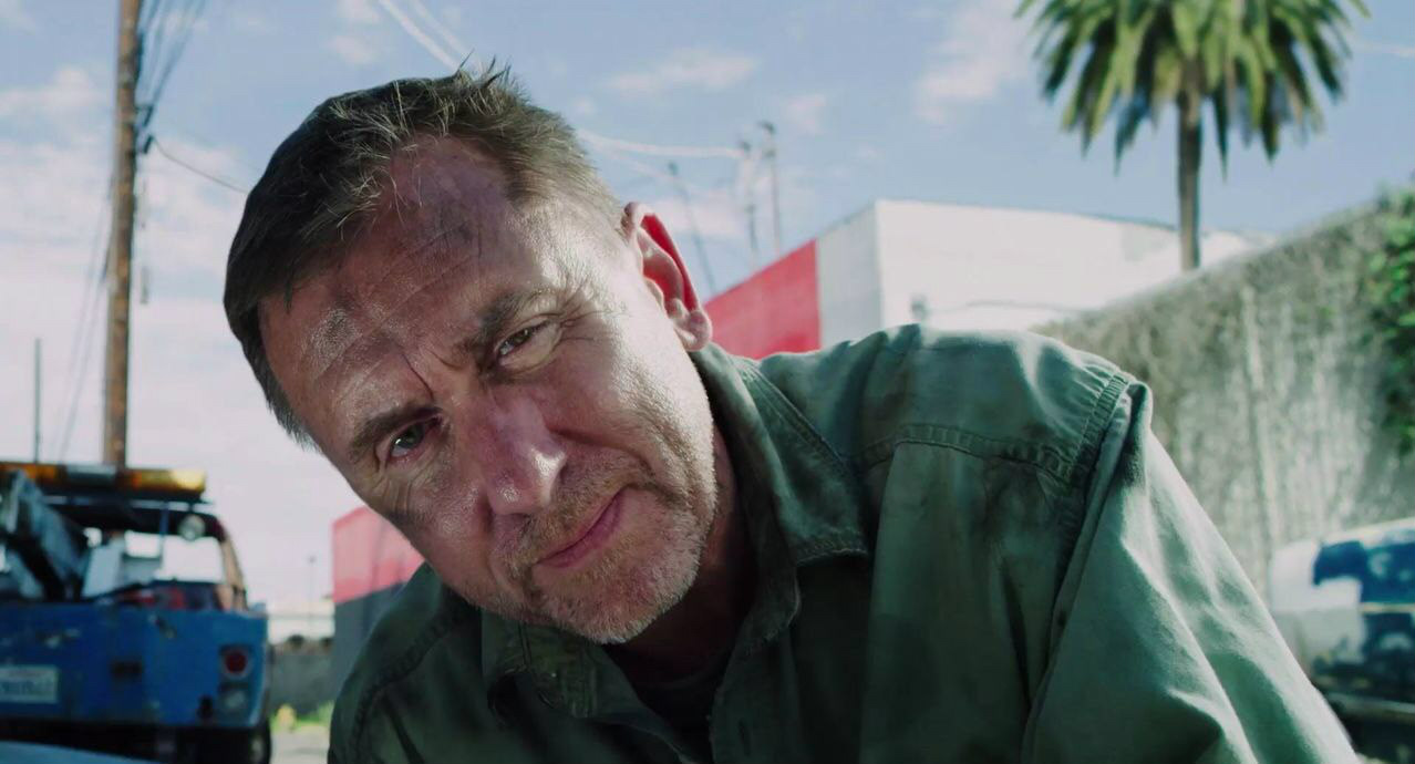 Tim Roth in Hardcore Henry (2015)