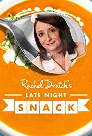 Rachel Dratch's Late Night Snack Poster