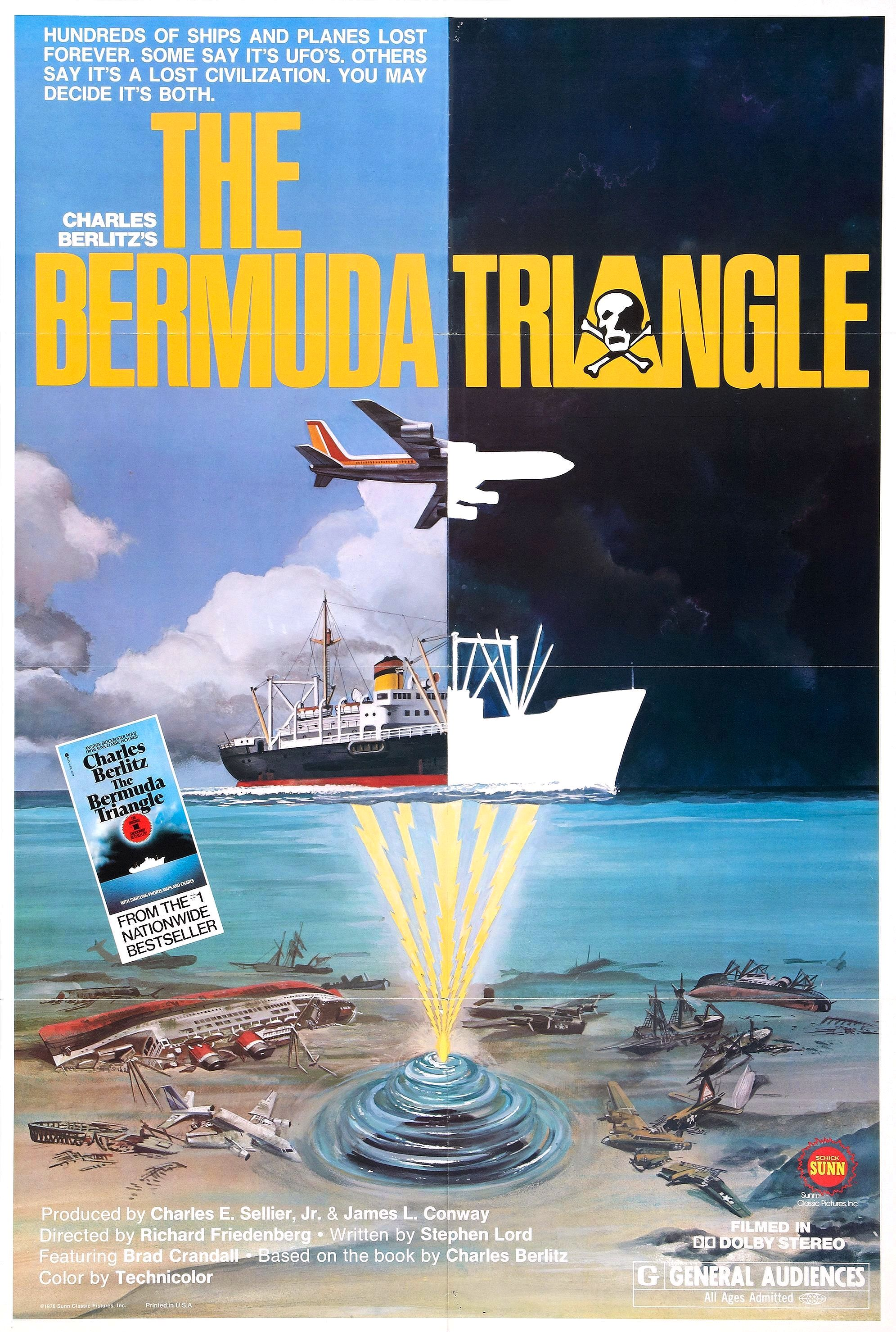 Films about the Bermuda Triangle. List and summary 49
