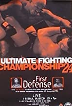 UFC 24: First Defense