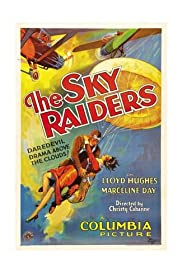 The Sky Raiders Poster