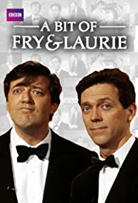 Primary photo for A Bit of Fry and Laurie