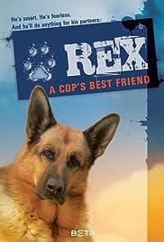 Il commissario Rex Poster
