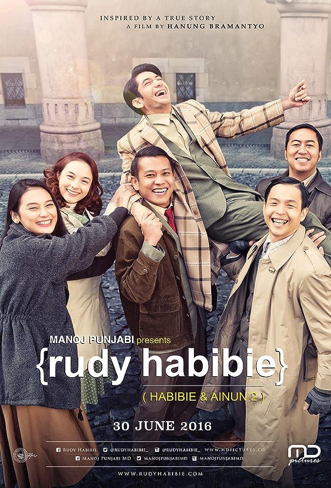 Poster film Rudy Habibie (2016)