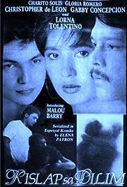 Kislap sa dilim Poster