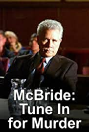 McBride: Tune in for Murder Poster