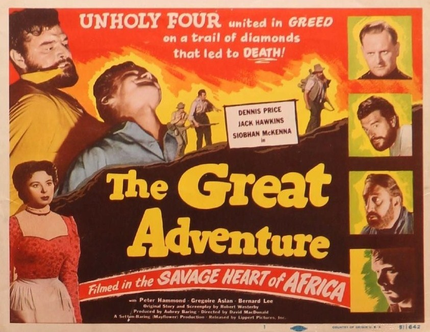 The Adventurers (1951)