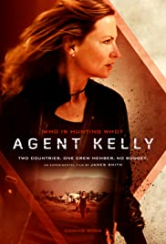 Agent Kelly Poster