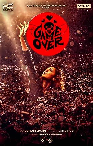 Game Over Affiche de film