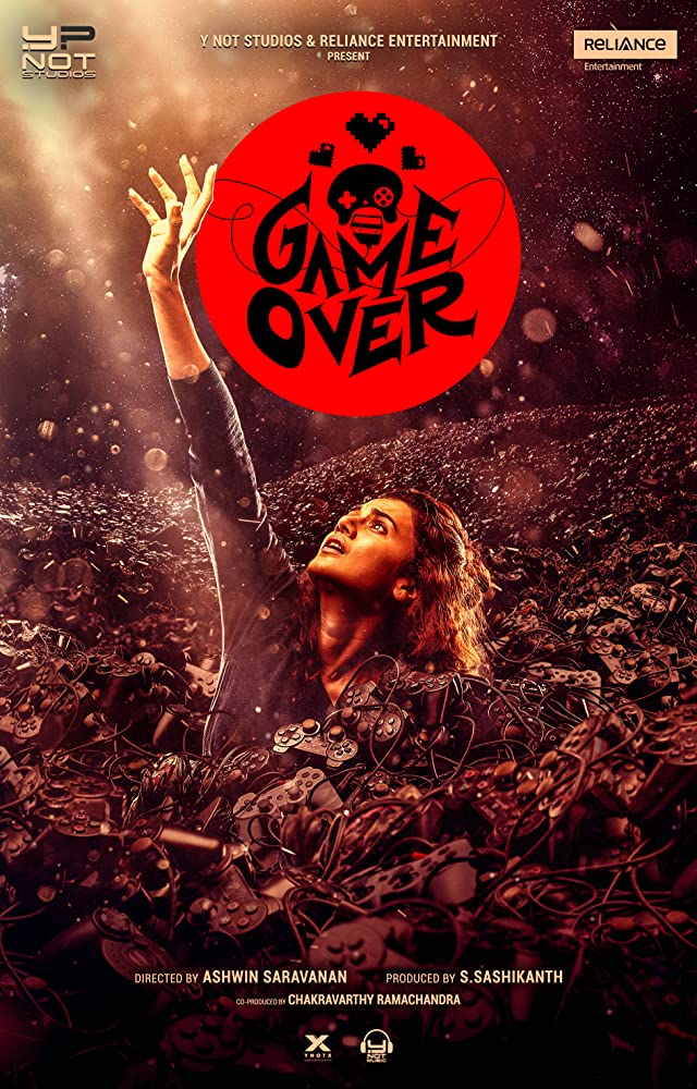 Game Over (2019) Hindi Pre-DVDRip x264 950MB