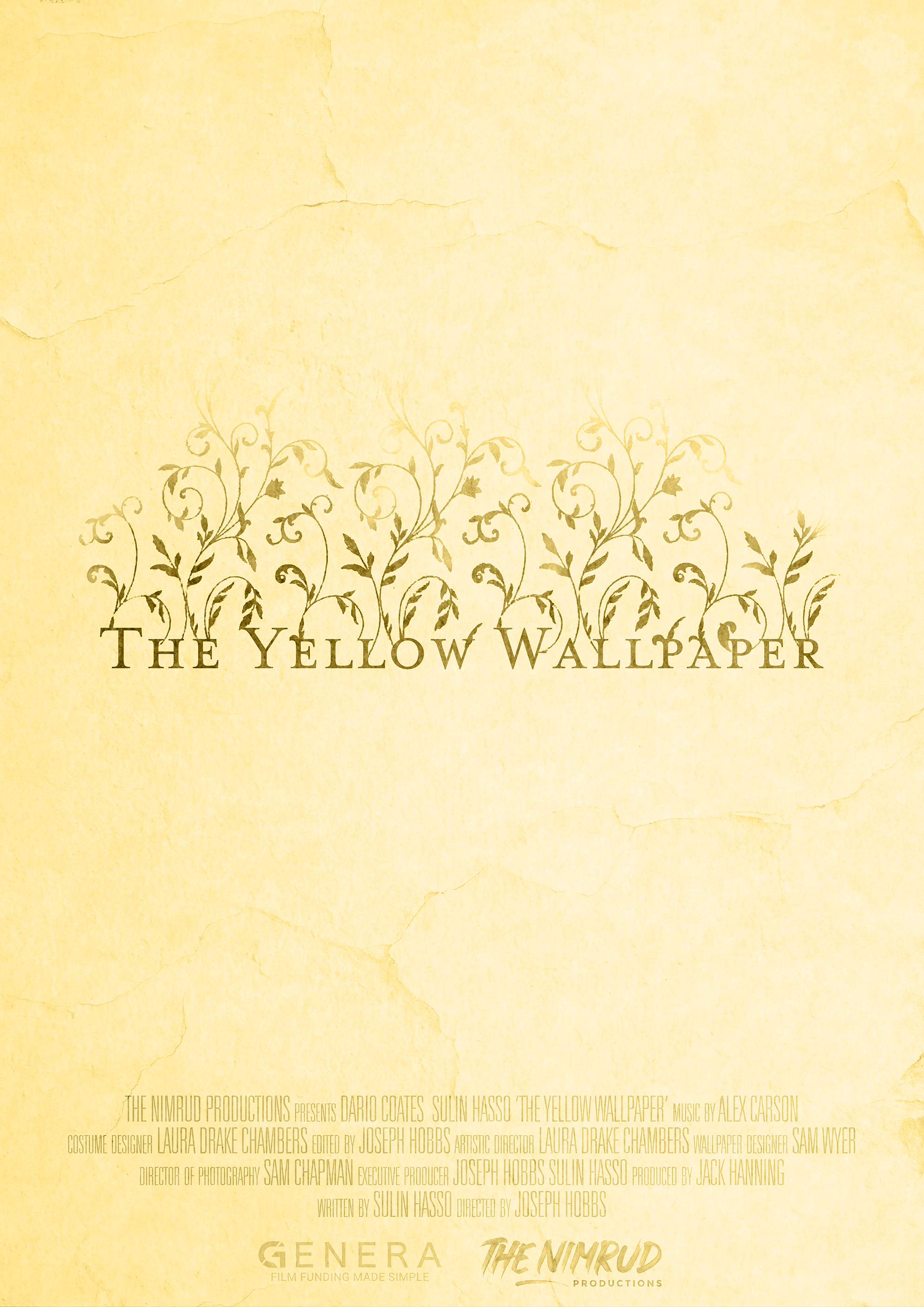 The Yellow Wallpaper (2019) - IMDb