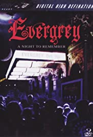 Evergrey: A Night to Remember Poster