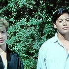 Cynthia Rothrock and Siu Chung Mok in Mo fei cui (1986)