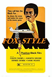 Fox Style Poster