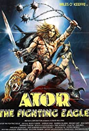 Ator, the Fighting Eagle(1982) Poster - Movie Forum, Cast, Reviews
