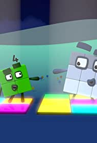 Marcel McCalla and David Holt in Numberblocks (2017)