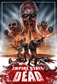 Empire State of the Dead Poster