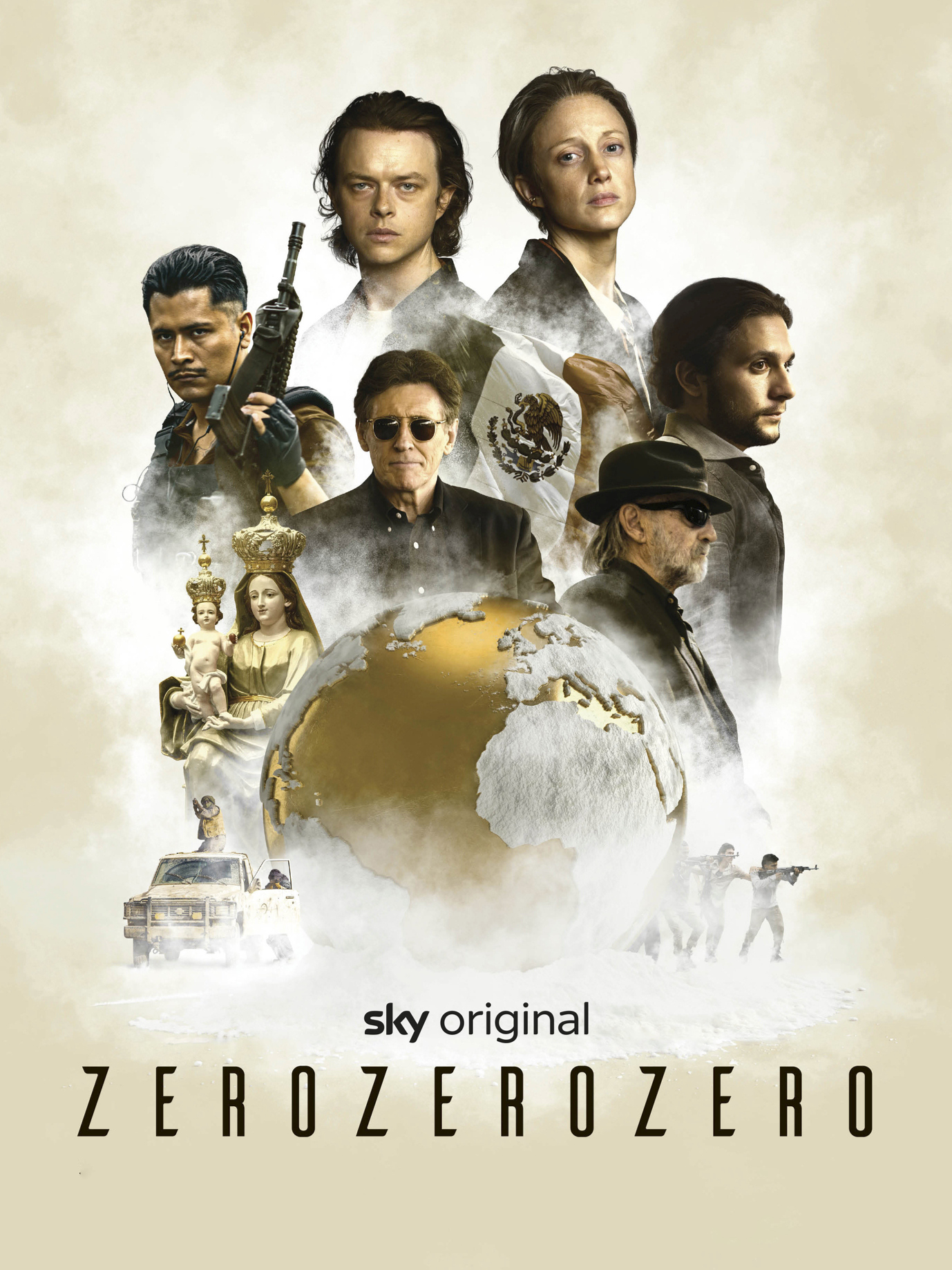 ZeroZeroZero (TV Series 2019– ) - IMDb
